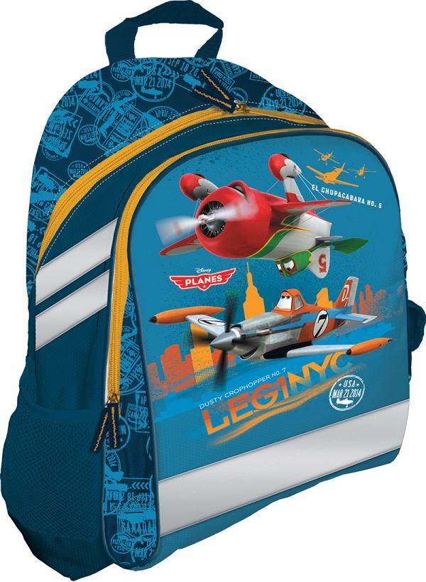Рюкзак, мягкая спинка с вентиляционной сеткой. Размер 37,5 х 29,5 х 10,5 см Упак. 3//12 шт. Planes