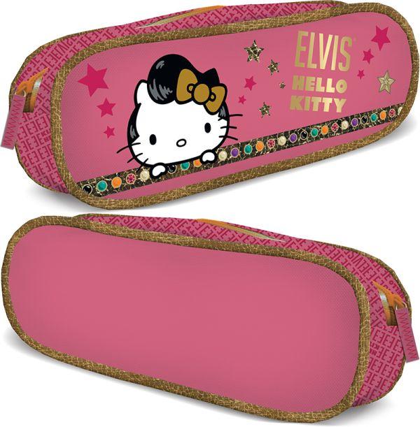 Пенал Размер 8 х 21 х 5 см Упак. 6//48 шт. Hello Kitty Elvis