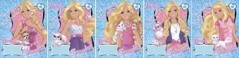 Тетр 18л скр А5 лин карт B841/5-ЕАС полн УФ Barbie