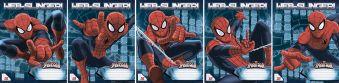Тетр 18л скр А5 лин карт SM313/5-ЕАС твин УФ, тисн фольг Spider-man Classic