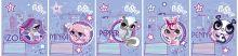 Тетр 12л скр А5 кл карт LPS116/5-ЕАС полн УФ Littlest Pet Shop
