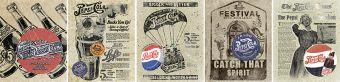 Тетр 48л скр А5 кл PE4/5-ЕАС лен, тисн фольг Pepsi