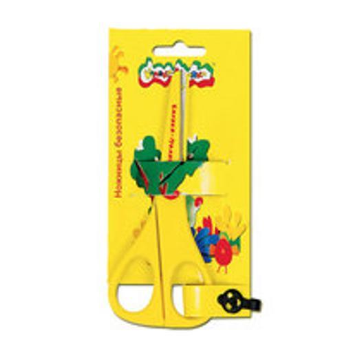 Ножницы детские безопасные 13,50 см universal миньоны ножницы безопасные