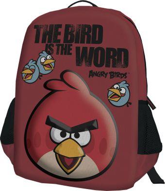 Рюкзак каркасный, EVA фронтальная панель. Размер 36 х 28 х 12 см.Упак. 6 шт.Angry Birds