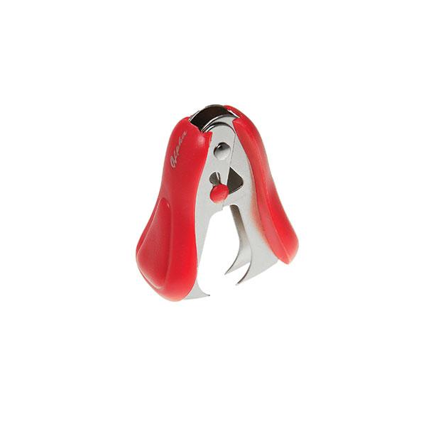 Антистеплер EAGLE красн. комбинированный № 24/6 с фикс.