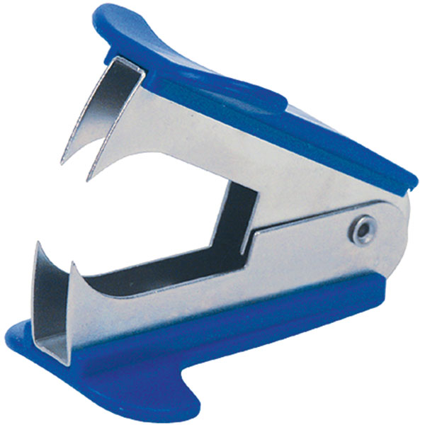 Антистеплер EAGLE синий комбинированный № 10