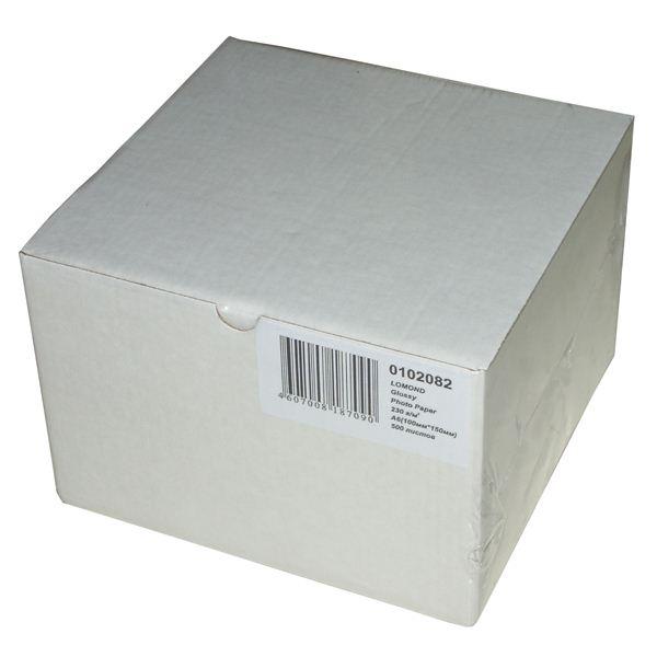 Бумага LOMOND матовая односторонняя 600 л. 180 г/м2 А6