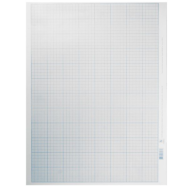 Бумага миллиметровая 400х600 мм гол.