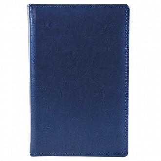 "Визитница ""Бизнес"", 72 карт., синий"