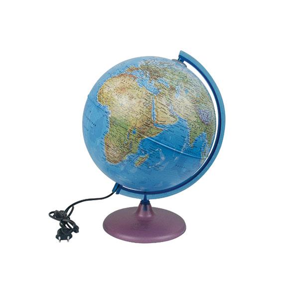 Глобус TECNODIDAT ORION  дв.карта 30 см  подсветка