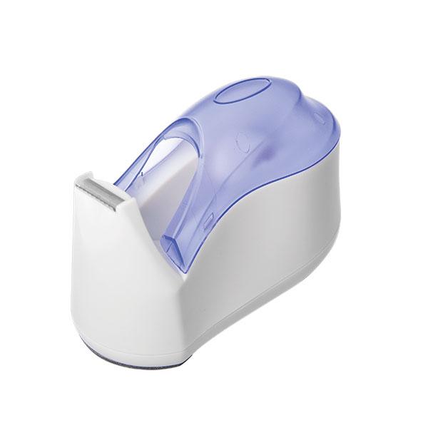 Диспенсер д/кл.ленты EAGLE Moderna 25,2х18,3мм ,бело-синий пластик