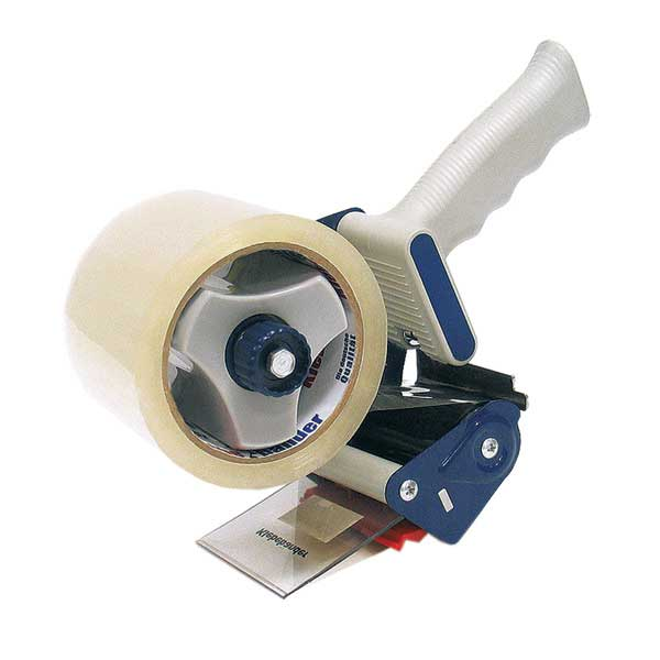 Диспенсер д/упаков.кл.ленты KLEBEBANDER 75 мм пластик