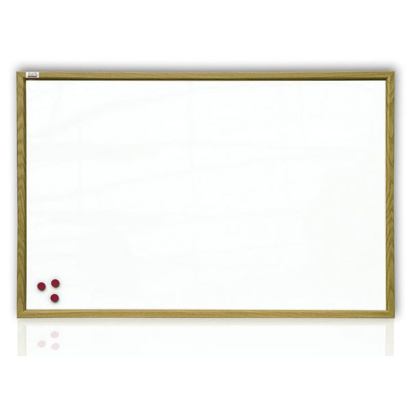 Доска магнитно-маркерная 45x60 см МДф-рама