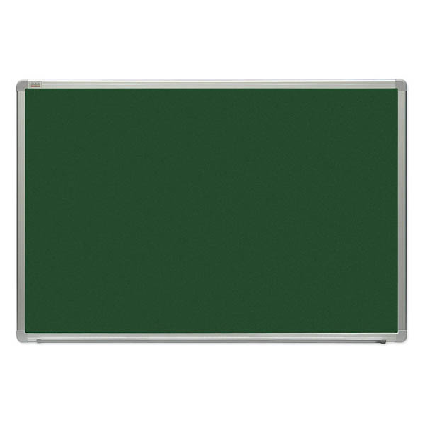 Доска меловая 90х120 см, зеленая