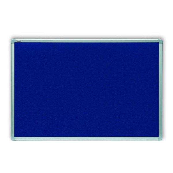 Доска фетровая 120х90 см синяя