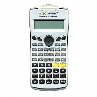 Калькулятор inФОРМАТ KNA01 12 р серый научный