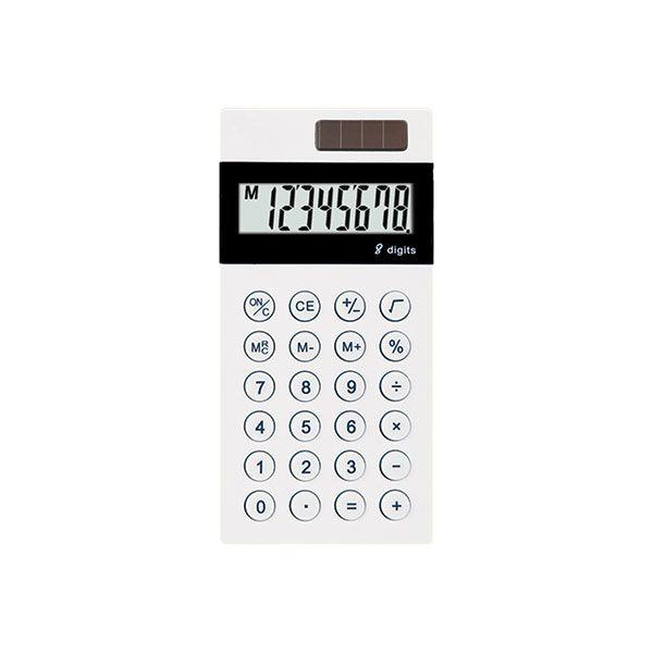 Калькулятор inФОРМАТ KP06-8 8 р белый карманный