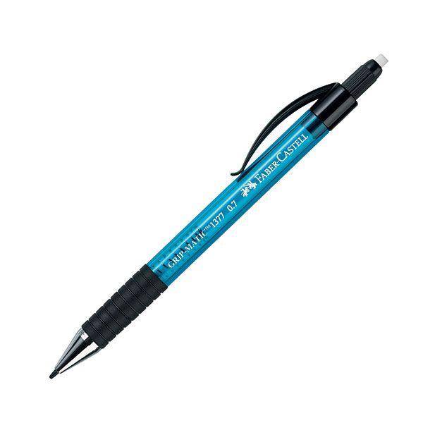 Карандаш мех. GRIP MATIC 1377 0,7 мм цв.корп. синий c ластиком