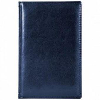 """Книжка алфавитная """"Бизнес"""", 13,3х20,2, синий"""