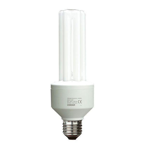 Лампа энергосбер. 827 E27 белый 24 Вт