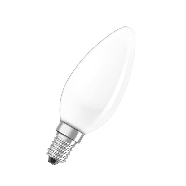 Лампочка свеча Е14 прозр. 60 Вт