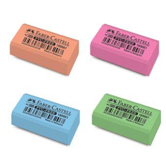 Флуоресцентный ластик, в картонной коробке, 30 шт.