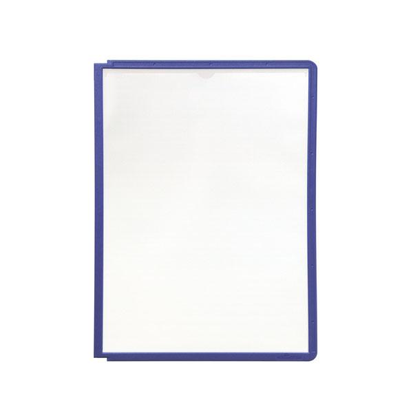 Панель SHERPA б/разд. синяя