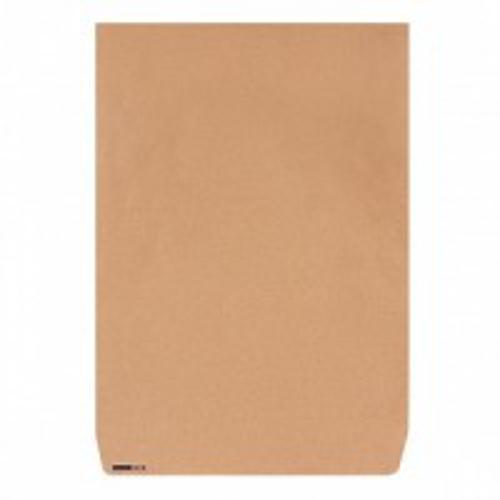 Пакет почт. крафт 300х400 стрип 120 г/м2 плоск.