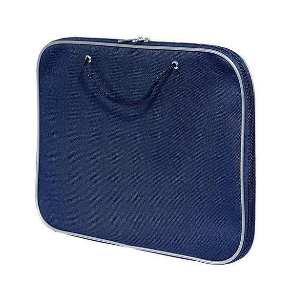 Папка-планшет А4 нейлон синий