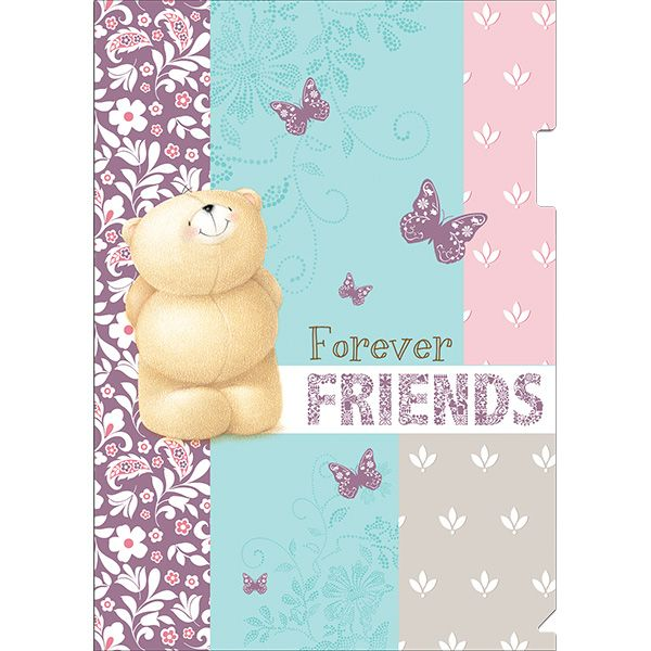 Папка-уголок FOREVER FRIENDS