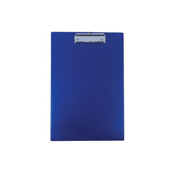 Планшет ESSELTE А4 синий картон+ПВХ с зажимом
