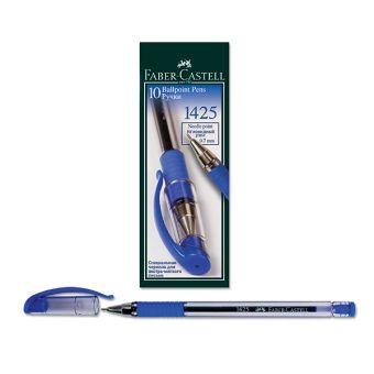 Шариковая ручка 1425, синий  в блистере, 3 шт.