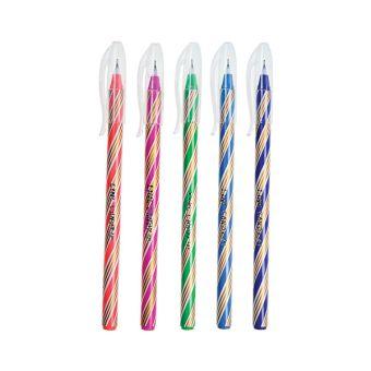 Ручка шарик. LINC CANDY одноразовая 0,6 мм синяя
