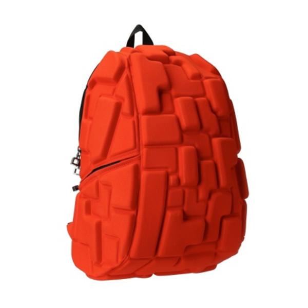 Рюкзак BLOK FULL 46х35х20 см оранж.