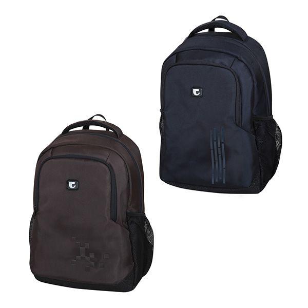 Рюкзак подрост. EXECUTIVE 1 отд. мягк. каркас молния ткань
