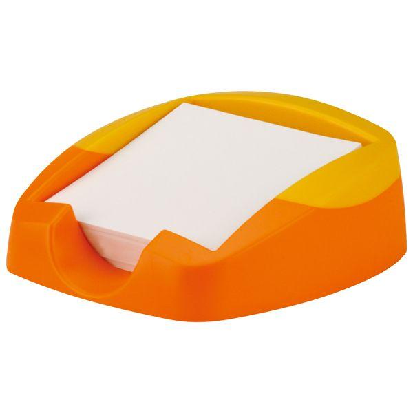 Подставка д/блок-кубиков EAGLE оранж. пластик