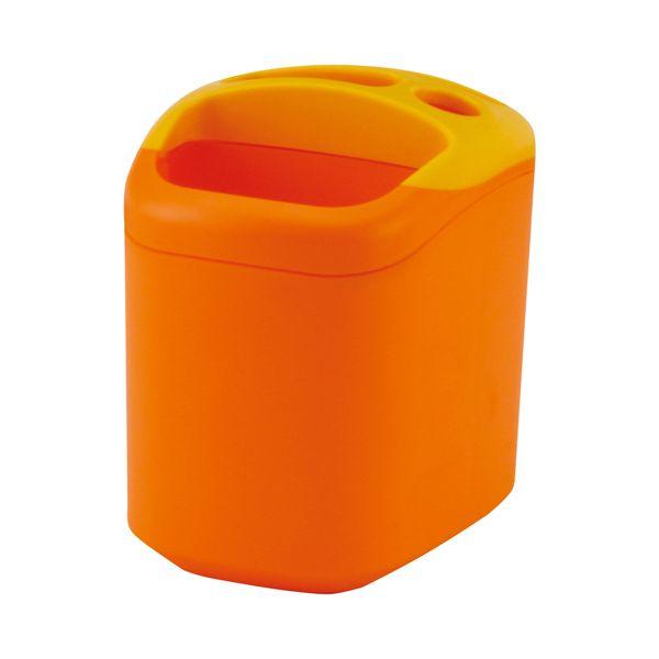 Стакан д/канц EAGLE OMAX оранж. пластик