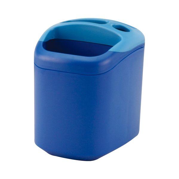 Стакан д/канц EAGLE OMAX синий пластик