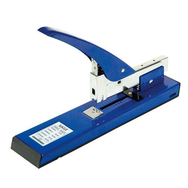 Степлер EAGLE синий металл№ 23/6-13 100 л.