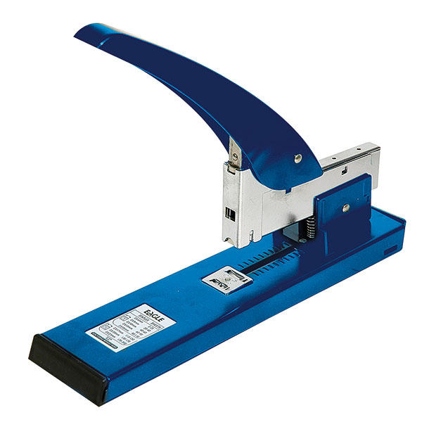 Степлер EAGLE синий металл№ 23/6-23 180 л.