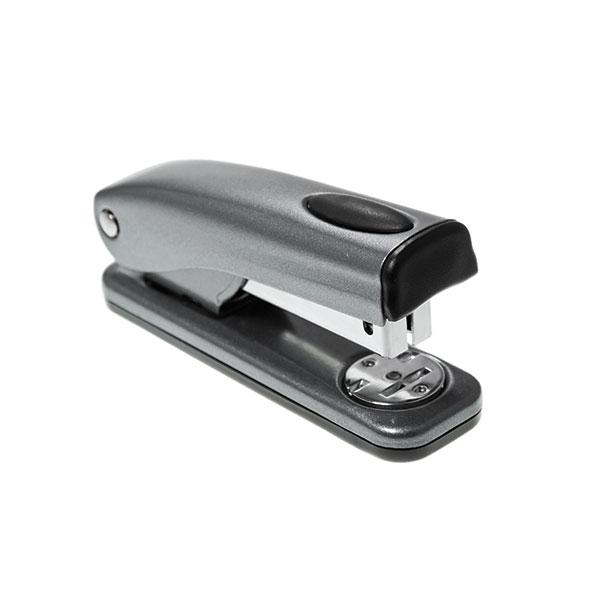 Степлер INNOVA т.-серый металл№ 24/6 25 л.