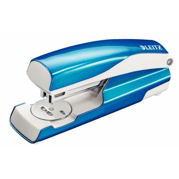 Степлер LEITZ синий металл№ 24/6 30 л.