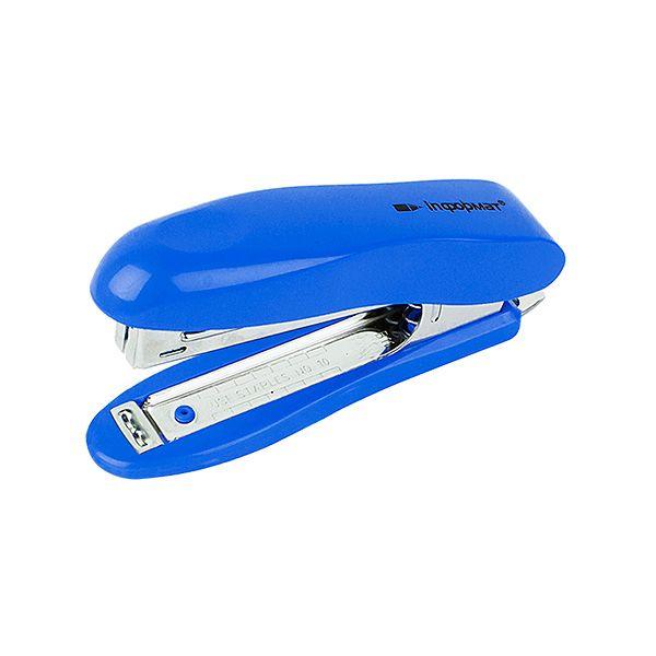 Степлер METALLIC синий комбинированный№ 10 20 л.
