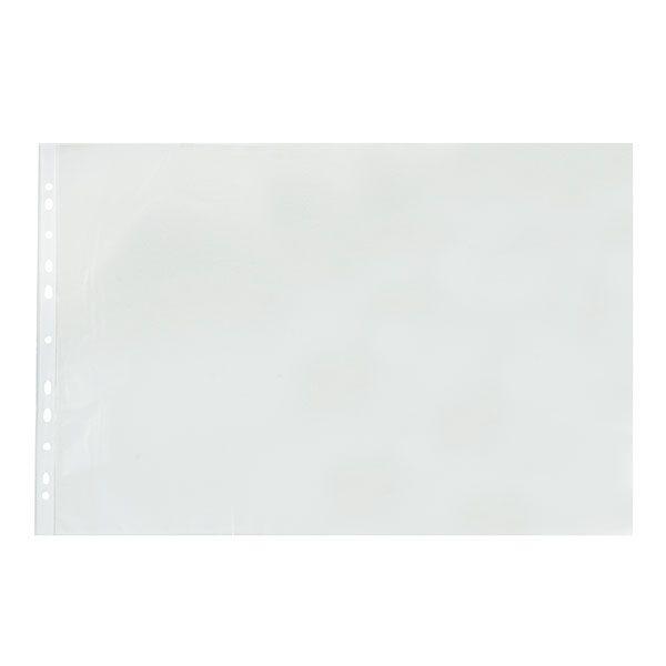 Файлы РЕГИСТР А3 прозр. пластик 30мкм гладкий горизонтальный