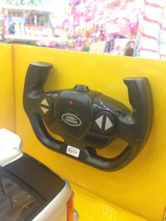 Машина р/у rastar range rover sport 1:14 со светом, цвет в ассорт. в кор.