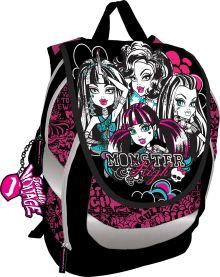 Рюкзак Размер 38,5 х 28 х 16,5 см Упак. 3//12 шт. Monster High