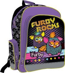 Рюкзак с эргономичной EVA-спинкой.  Размер 38 x 29 x 13 см Упак. 3//12 шт. Furby