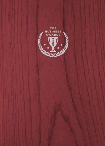 Блокнот для высокоэффективных людей (с главными принципами Стивена Кови ) (красный)
