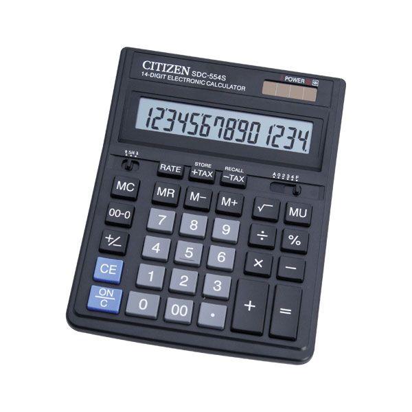 Калькулятор 14разр.наст.