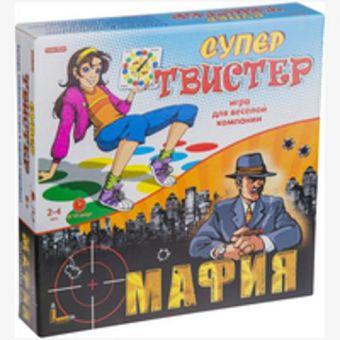 ТМ Carpe Diem СУПЕР-ТВИСТЕР + МАФИЯ (Арт. ИР-1145)